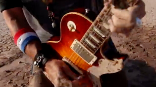 Alice Cooper guitarist Ryan Roxie releases video for 'God Put A Smile Upon Your Face'