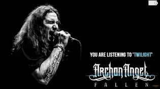 "Archon Angel feat. Savatage vocalist Zak Stevens stream new single ""Twilight"""