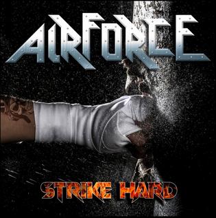 "UK old-school rockersAIRFORCEset release date for ""Strike Hard"""