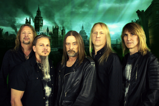 FLOTSAM AND JETSAM - New Drummer/ Spring European Tour/ North American Tour!