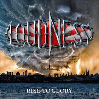 """LOUDNESSwill release a new album,""""Rise To Glory"""",onJanuary 26, 2018"""