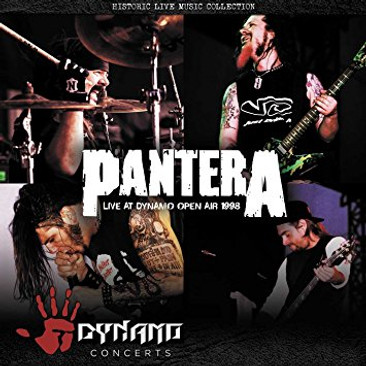 PANTERA releases Live at Dynamo Open Air 1998 on cd and