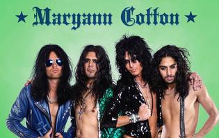 New Maryann Cotton album ''Hallelujah'' out July 3rd 2020