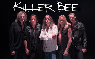 Killer Bee To Release New Album in 2018 plus 'Tapes From The Attic' Album with Five Songs from Early
