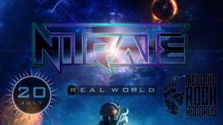 NITRATE Release Official Lyric Video For 'Attraction' (Album 'Real World' OUT NOW)