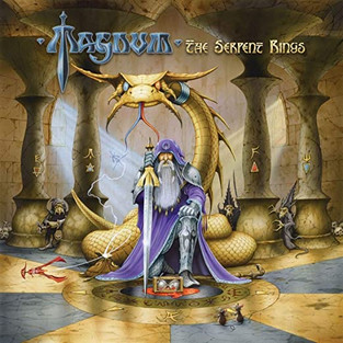 "MAGNUM ""The Serpent Rings"" Album Review"