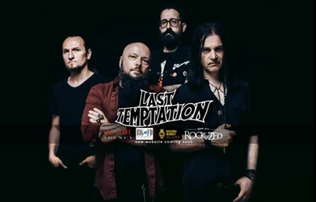 LAST TEMPTATION sign to Crusader Records