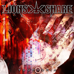 """LION'S SHARE Releases New Single And Lyric Video """"Youphoria"""""""
