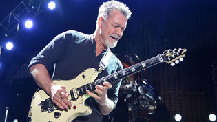 EDDIE VAN HALEN reported to be in treatment for Throat Cancer