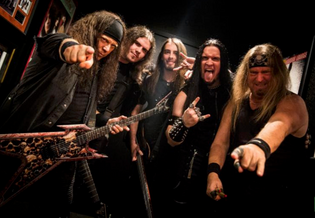 "VICIOUS RUMORS Kick Off ""40th Anniversary Road Rage"" North American Tour"