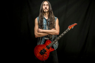 BLACK LABEL SOCIETY Guitarist DARIO LORINA Launches 'DEATH GRIP ACADEMY'  Online Guitar Inst