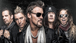 FOZZY  'Unleashed In The West' September 2019 U.S. Tour Dates