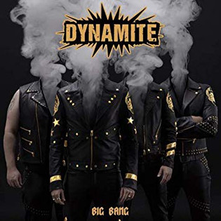 DYNAMITE releases new album 'Big Bang' on vinyl