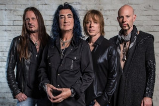 JEFF PILSON, ROBIN MCAULEY, REB BEACH And MATT STARR Join Forces In BLACK SWAN