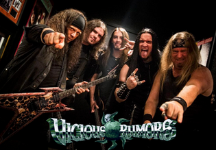 Vicious Rumors Hits the Road with the North American Road Rage Tour
