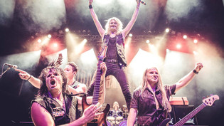 The New Wave Of Hair Metal Weekend News Report July 14, 2018