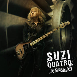 "SUZI QUATRO ""No Control"" Album Review"