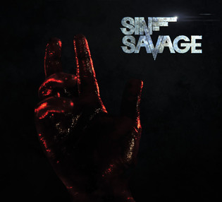 SIN SAVAGE releases debut EP 'Lost In The Dark'