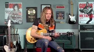 The Doug Aldrich Guitar Method - Episode 4: Vibrato, String Bending and More!
