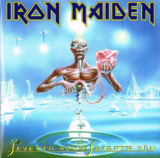 Iron Maiden 'Seventh Son of a Seventh Son' retro album review