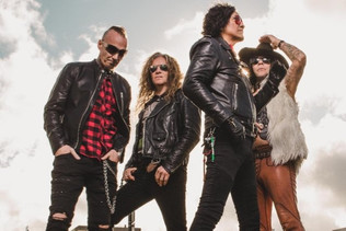 Original BULLETBOYS Lineup Reunite For New Tour and Music