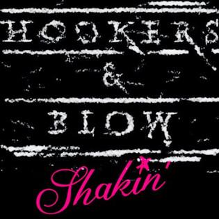 HOOKERS & BLOW (feat. Dizzy Reed, Alex Grossi) release single 'Shakin'