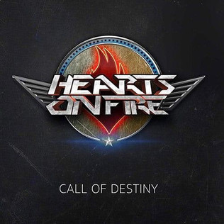 HEART OF FIRE Launch 'Call of Destiny' October 19th