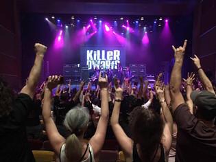 Killer Dwarfs to release new Live album in August