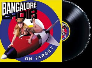 "NoLifeTilMetal Records reissues Bangalore Choir ""On Target"" Limited Vinyl & CD"