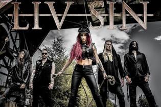 LIV SIN has entered the studio to begin recording its sophomore album