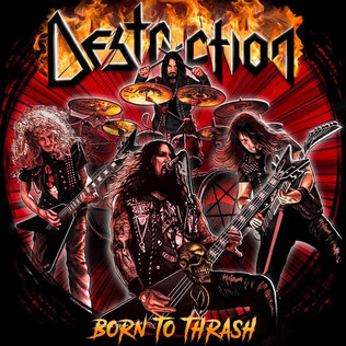 "DESTRUCTION launch trailer for upcoming documentary ""Born To Thrash"""