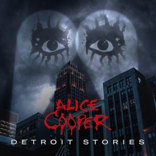 "Alice Cooperwill release new studio album, ""Detroit Stories"" February 26, 2021"