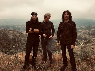 SILVERTHORNE (feat. Pete Shoulder & Brian Tichy) release their debut EP 'Tear The Sky Wide O