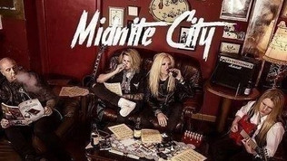 MIDNITE CITY finish recording second album; due in October via AOR Heaven Records