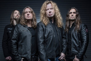 "MEGADETH To begin follow up to ""Dystopia"" in November"