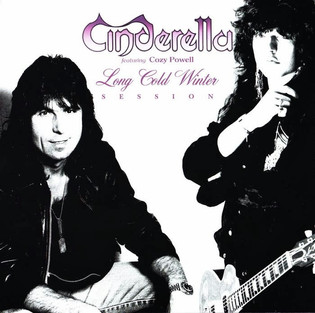 Cinderella - Long Cold Winter Session (Featuring Cozy Powell)