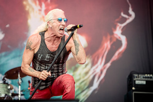 """Twisted Sister's Dee Snider to release new live DVD and CD """"For The Love Of Metal Live&quot"""