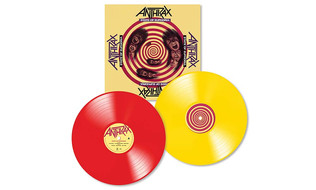 ANTHRAX 'State Of Euphoria' 30th-Anniversary Deluxe Reissue Details