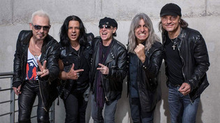 SCORPIONS set to begin recording new album in 2019