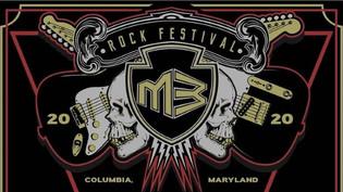 M3 ROCK FESTIVAL Rescheduled For September