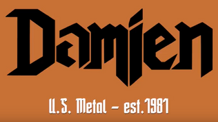 Lost Realm Records re-issues DAMIEN albums with bonus DVD's
