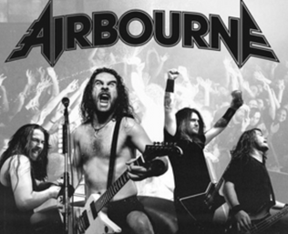 """AIRBOURNE Launch Official Video For """"Boneshaker"""""""