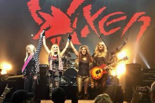 VIXEN Recruits FEMME FATALE's LORRAINE LEWIS As Its New Lead Singer