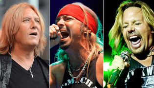 MÖTLEY CRÜE, DEF LEPPARD And POISON To Team Up For 2020 U.S. Stadium Tour
