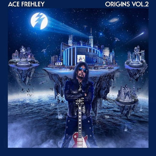 ACE FREHLEY Releases Cover Of DEEP PURPLE's 'Space Truckin'