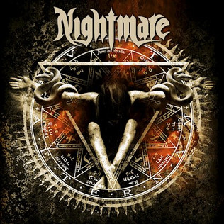 NIGHTMARE release their new album 'Aeternam' on 2nd October on AFM Records