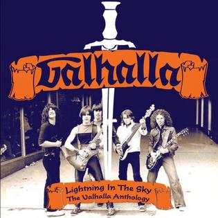 VALHALLA Set to Release 'Lightning In The Sky / The VALHALLA Anthology'