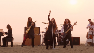 """Liliac release video for the ballad """"Sail Away"""""""