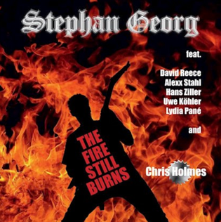 Stephan Georg releases new album featuring former members of Accept Wasp & Bonfire