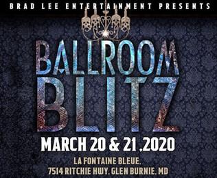 Ballroom Blitz Featuring Performances by Dirty Looks, Tora Tora, PBF, Roxy Blue, Beasto Blanco, Last